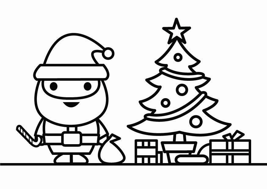 kerstplaat